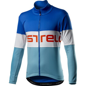 Castelli Prologo Jack Heren, rescue blue/white/celeste